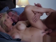 Sweet Blonde Babe Is Eager To Ride That Cock And Receive Cum