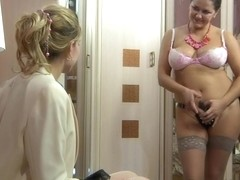 GirlsForMatures Movie: Emilia and Cecilia