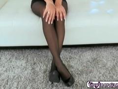 Sexy Angel Temptation with Marina Angel