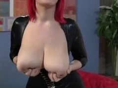 Chubby-A-Hole Mangos on Redhead are Siriously Seducing