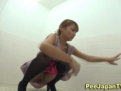 Asian whores urinating on ### cam
