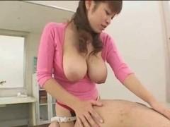 Japanese prostate exam!