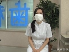 Naughty dentist gives more than a cleaning