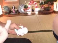 Dirty cam porn along sleazy Yuri Sakurai