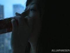 Ayane Asakura hot sweet milf in lesbian sex