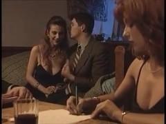 Vintage Italian Group Sex