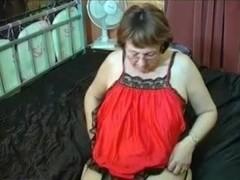 Granny Masturbation 4
