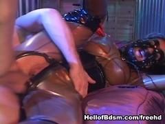 Sophia Gently, Missy Monroe in Bdsm Video