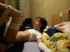 russian wife strapon 1