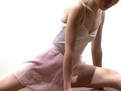 Megumi Shinoda in Leotard Rope Play 3 part 1.2