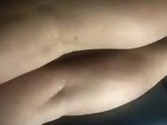 Candid milf legs