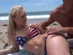 Crazy pornstars Daniel Hunter, Staci Carr in Hottest Medium Tits, Blonde sex scene