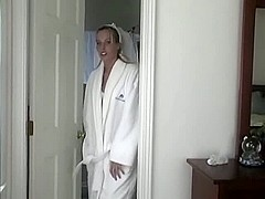 Wife gets fucked on her honeymoon