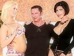 Shay Fox & Cindy Lou & John Strong in Wanna Fuck My Daughter Gotta Fuck Me First #22, Scene #04