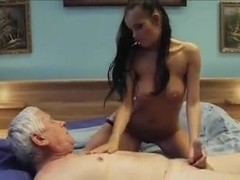 Alexa fucked by Old men in room monitoring