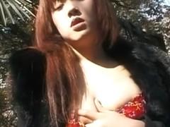 Best Japanese slut in Crazy JAV uncensored Stockings video