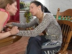 LickSonic Scene: Rosa and Regina A