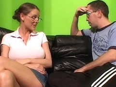 Sandy Summers in Miltf 17 scene 3