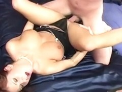 Paris Lorenz Takes A Thick Cock Drilled