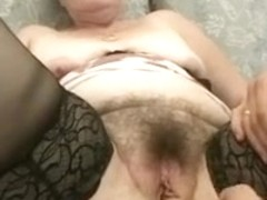 67yr horny mature x big black cock - 4 7