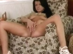 Vicious Older with Sextoy