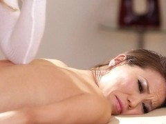 Kalina Ryu & Kylie Page in Training My Masseuse - AllGirlMassage