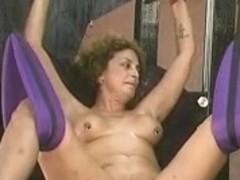 Kinky pain slave