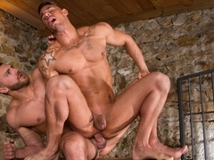 Emir Boscatto & Sergyo Caruso in Hung Country, Scene #04 - HotHouse