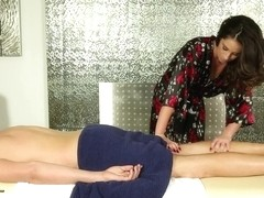 Massage-Parlor: My Girlfriend Sent Me