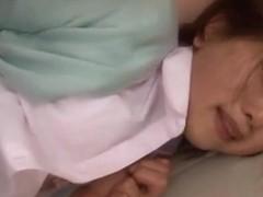 Horny teacher Saki Ninomyia gets nailed at school
