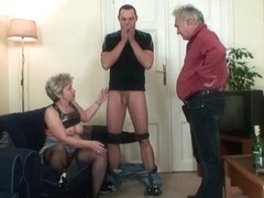 Double fucking after fur pie fingering