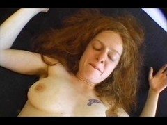 Curly Pale Redhead Michelle Requests A Fucking