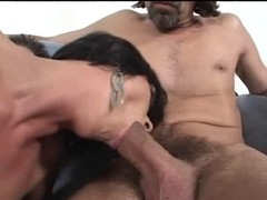 Double penetration for sexy hungarian gal