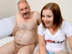 Papa don't cock juice (Teeny Lil in denial cum)