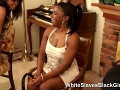 White ###s Pleasing Ebony Chicks