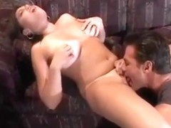 Crazy adult movie Brunette fantastic , take a look