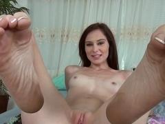 Hottest pornstars in Amazing College, Casting sex video