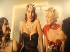 Best Amateur Shemale clip with Blonde, Masturbation scenes