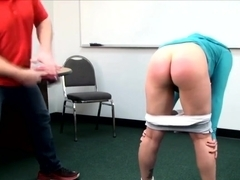 Spanking Sexy Cute Student
