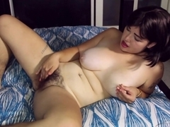 Best pornstar in Amazing Fingering, Hairy adult video