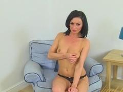 Fabulous pornstars The Body XXX, Roxanne Cox in Best Brunette, Striptease porn movie