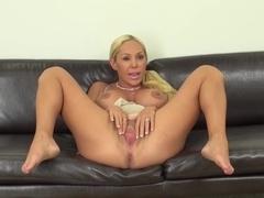 Hottest pornstar Mary Carey in Crazy Masturbation, MILF sex clip