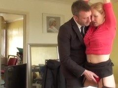 Molly in Randy Granny's Never Been Dommed - PascalsSubSluts