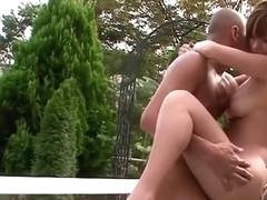 Horny Japanese model Aika in Best JAV uncensored Blowjob scene