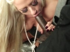 Holly Heart & Moe Johnson in Evil MILFs Movie