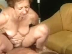 three hawt grannies