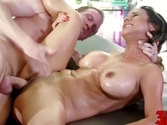 Nadia Styles Massage and Fucking