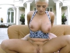 Joslyn James Does Anal!