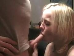 The best cock sucking girl I have ever met doing her job