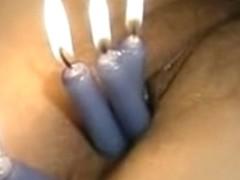 Hard pecker in a tight rectal gap